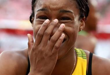 La atleta de Jamaica, Briana Williams |BBC Mundo.