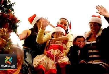Sueños de Navidad: Familia ya no tiene temor de que su casa se desplome
