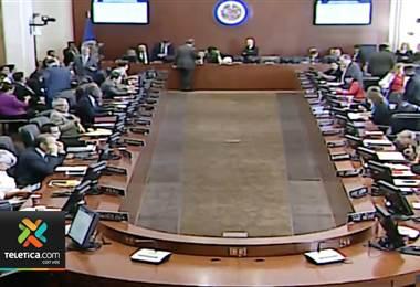 Costa Rica presidirá sesión extraordinaria de la OEA para evaluar la crisis de Nicaragua