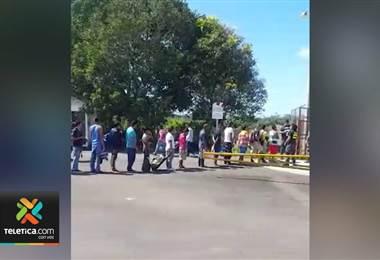 20 nicaragüenses fueron deportados a su país natal