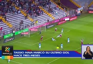 Tassio Maia seguirá en Saprissa para el 2019 pese a las dudas que dejó en su primer semestre