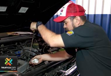 ¿Qué es lo que debe revisar en su vehículo antes de salir a vacacionar?