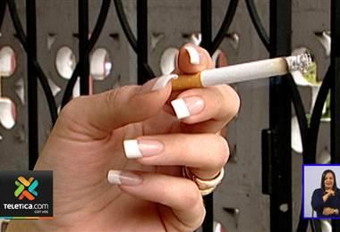 Disminuye el número de fumadores en Costa Rica