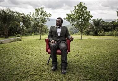 Joseph Kabila. AFP.