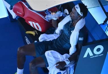 El tenista francés Gaël Monfils |AFP