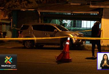 Mujer falleció anoche a causa de fuego en Goicochea