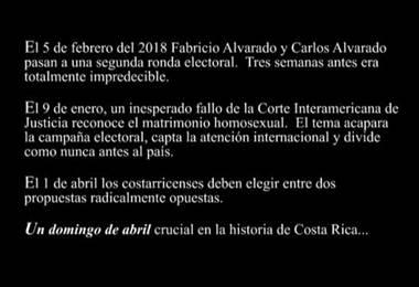Hace 7 meses los costarricenses participaron en la segunda ronda electoral