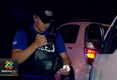 Tecnología es el principal aliado de la Policía Municipal de Escazú