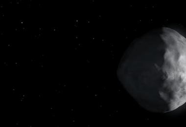 Asteroide Bennu.