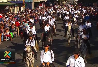 Caballistas se preparan para brindar un gran espectáculo en el tope nacional de fin de año