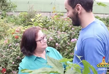Héroes Solo Bueno: doña Melba es madre más de cien personas