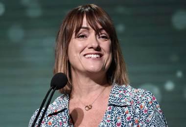 La ejecutiva de televisión Susanna Dinnage.
