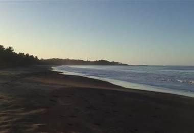 Encuentran cuerpo de joven arrastrado en playa Junquillal