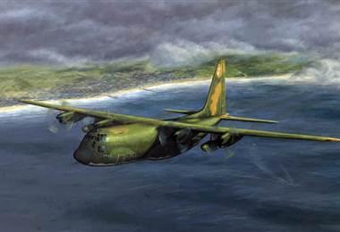 El avión se desapareció hace 50 años