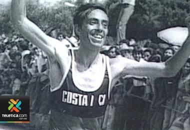 Hace 44 años Rafael Ángel Pérez subió al podio como ganador de la carrera San Silvestre