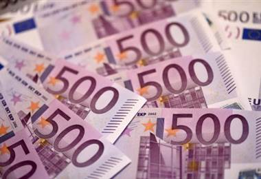 Billete de 500 euros.|AFP
