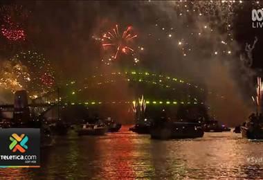 Así celebran la llegada del año nuevo en distintas partes del mundo