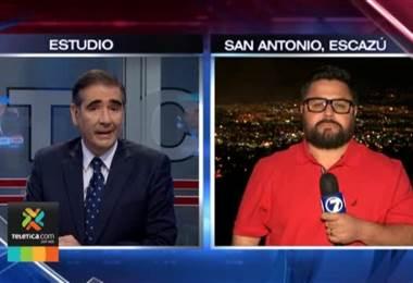 OIJ investiga si restos hallados en propiedad de Escazú son de turista desaparecida en San José