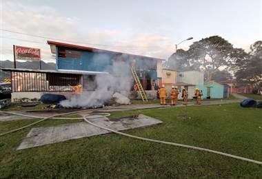 incendio en Hatillo 3