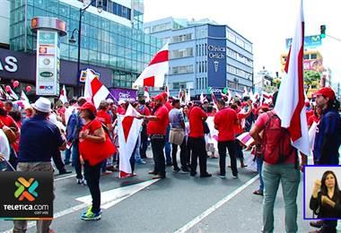 ANEP pide a sus agremiados en huelga que vuelvan a sus trabajadores