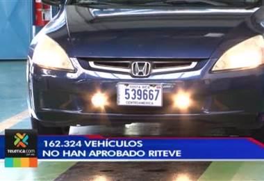 162.000 vehículos aún no tienen la aprobación de Riteve