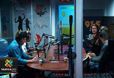 Disfrute laes emociones de El Chinamo por Teletica Radio