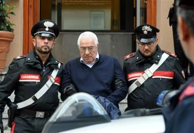 El italiano Settimino Mineo  AFP.