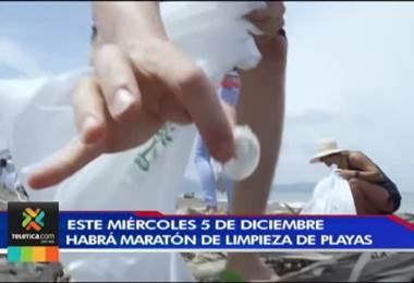 Miércoles 5 de diciembre habrá maratón de limpieza de playas en pro del surf nacional