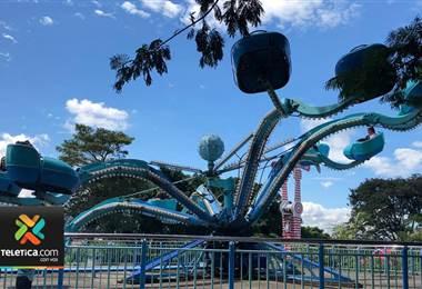Pulpo se despedirá del Parque Diversiones el 24 de diciembre