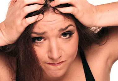 ¿Todo tipo de caída de cabello es alopecia?