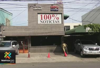 Gobierno de Nicaragua sacó al canal de televisión 100% Noticias de la señal satelita