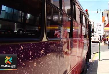 Consejo de Transporte Público presentó denuncia penal contra una empresa autobusera
