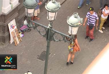 Fuerza Pública reporta 12 casos de acoso callejero en 15 días