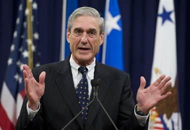 Robert Mueller. AFP. Investigación de influencia rusa en las elecciones de EE. UU.