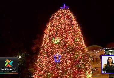 Este jueves se realizará iluminación del árbol de navidad del Hospital Nacional de Niños