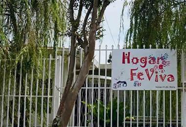 Hogar Fe Viva se encarga de proteger y cuidar a niños que presentan diferentes padecimientos