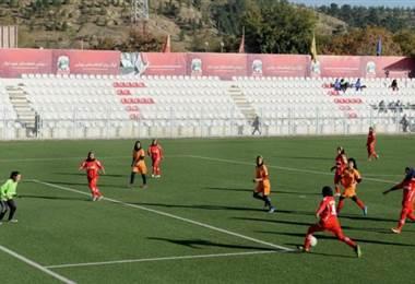 Fútbol Femenino de Afganistán. |BBC