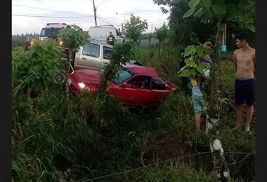 Colisión en Campo Cinco de Cariari deja un fallecido