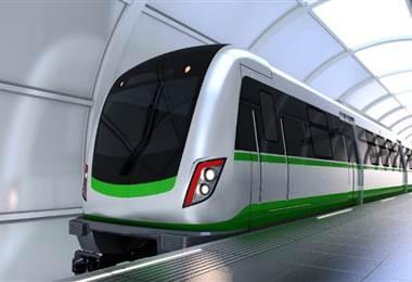 Nuevos trenes eléctricos. Incofer