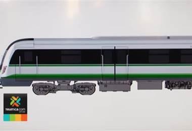 Incofer invertirá $32 millones en ocho nuevos trenes eléctricos