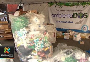 Campaña Ambientados invita a los costarricenses a reciclar este jueves y viernes