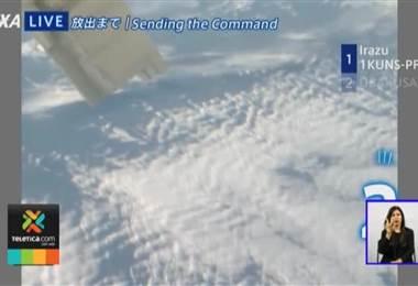 TEC se unió con la Universidad George Washington para poner en órbita nuevo satélite