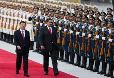 Maduro mantiene relaciones con importantes gobiernos