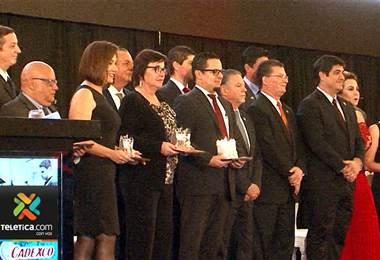 CADEXO premió a los mejores exportadores del año