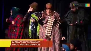 """No se pierda la obra de teatro """"Cuento de Navidad"""""""