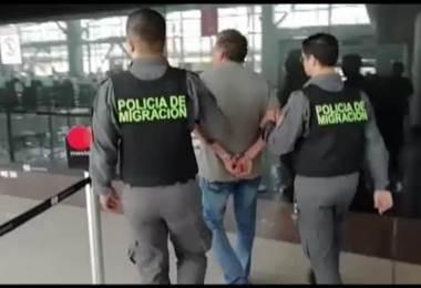 Migración detienen extranjeros requeridos por las autoridades judiciales