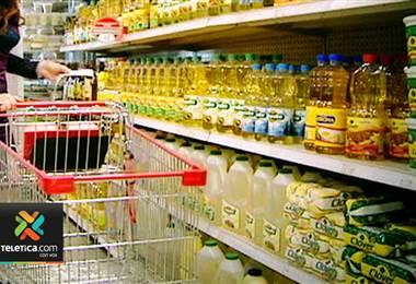 Inflación o aumento general de precios de la canasta básica subió menos de un 1%