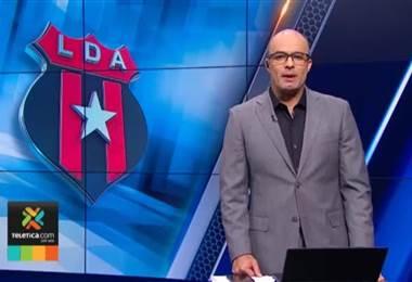 Alajuelense jugará a estadio lleno ante Herediano