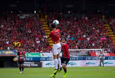 Alajuelense y Herediano disputaron el boleto a la gran final del Apertura 2018. Prensa Herediano
