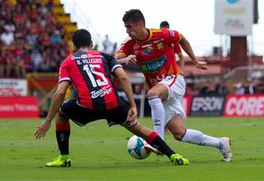 Alajuelense y Herediano disputaron el boleto a la gran final del Apertura 2018.|Prensa Herediano